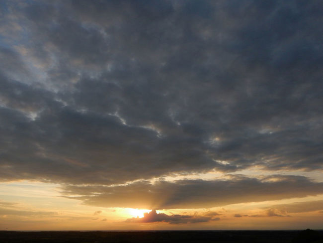 Sunset Cloud - Sky Dramatic Sky Sky Nature Outdoors Sun Scenics No People Silhouette Beauty In Nature Landscape Horizon Beauty In Nature EyeEm Best Shots EyeEm Sunset Sunset Silhouettes Nikonphotography