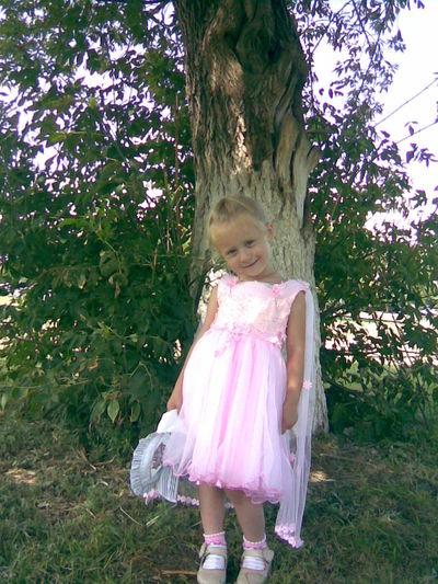 Маленькая фея.)
