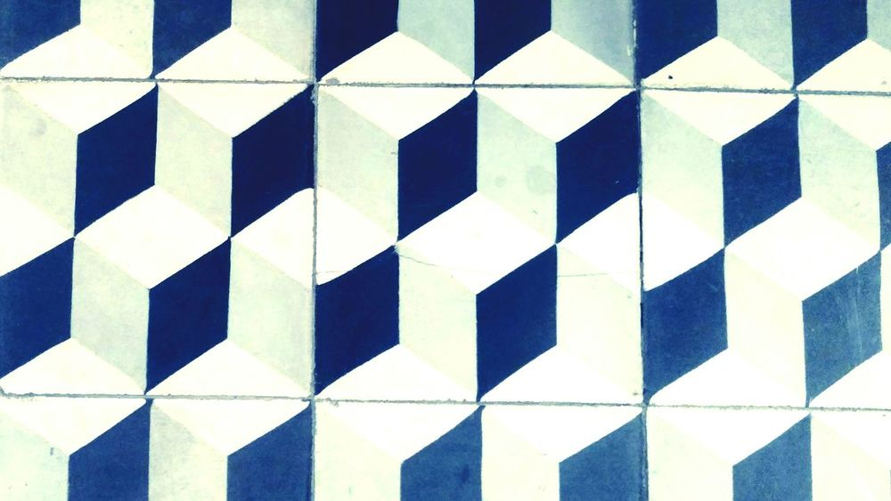 Pattern Geometric Shape Tile Diamond Shaped Seamless Pattern Checked Tiled Floor Backgrounds Shape Full Frame Textured  Illusion Indoors  No People Chess Board