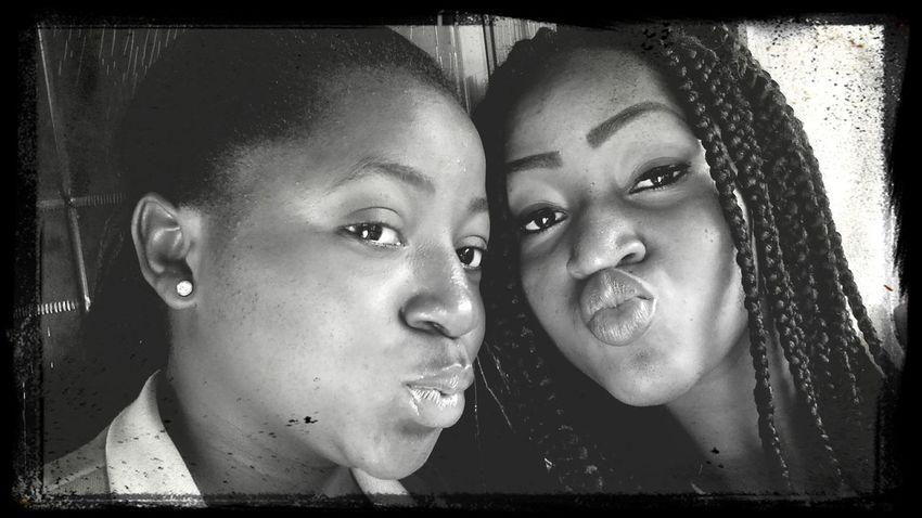 Josey and I..