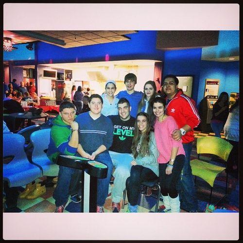 T-bowl swag TurnUp Friends Bowling Njbowlers