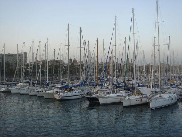 Boat Harbor Mode Of Transport Nautical Vessel Sailboat Sailing Sea Transportation Travel Water Yacht