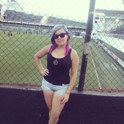 Divando na Vila Belmiro *-----* VilaBelmiro Santastico Santos Santosfc SantosFutebolClube
