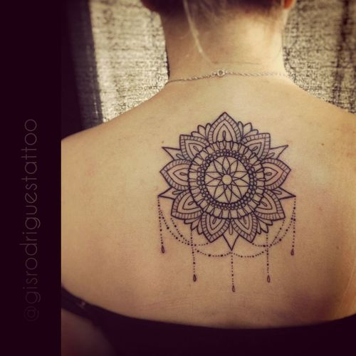 Mandala... Mandala Ornamentaltattoo Blackwork Blackworktattoo Mandalatattoo Tattoo Tatuagem Blackdynasty Gisrodriguestattoo