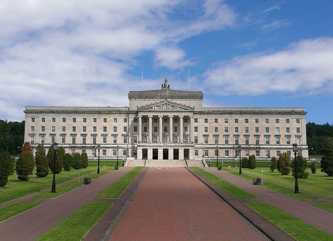 Stormont Estate Stormont Northern Ireland Belfast Parliament Building