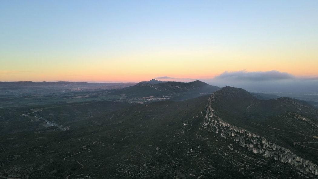DJI Mavic Pro Done Dronephotography La Riba Tarragona