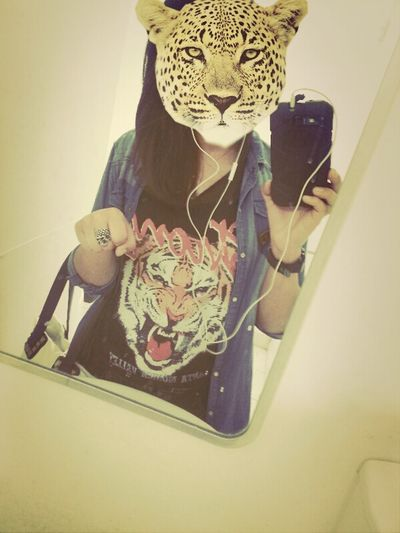 Animal Face.