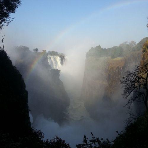 The Calmness Within Zimbabwe Victoriafalls