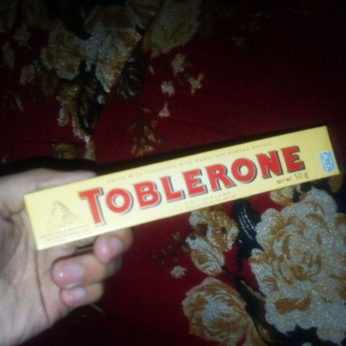 toblerone mo diha! Stressreliever Chocolates 93014 MonthEnd Byesephellooct