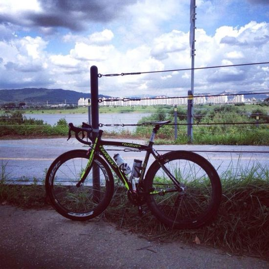 Wilier Zippe Garmin Roadbike