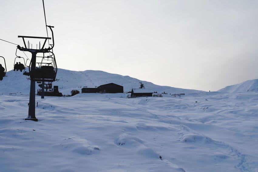 chairlift. ski centre. Glencoe Scotland Glencoe Mountain Resort Glencoe Home Happy Love Ski Centre Glencoe Scotland Snow Cold Temperature Winter Tranquility Landscape Outdoors Mountain Tranquil Scene Built Structure Beauty In Nature Nature Day Scenics