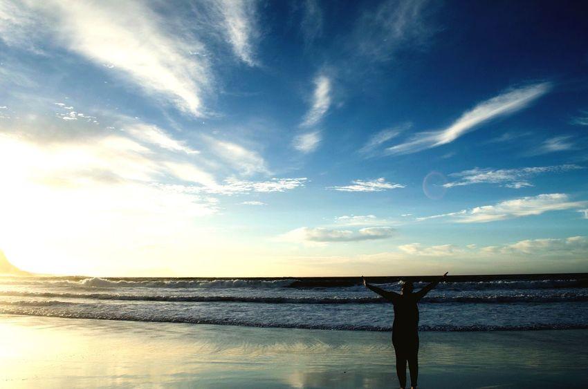 Good Morning Sunrise Beach Morning Hello World Wifey♡