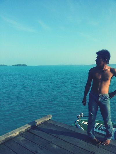 Nabucco Island Maratua Island