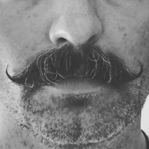 My Mo For Movember Black And White Portrait LG G3 Stache Moustache Gentleman