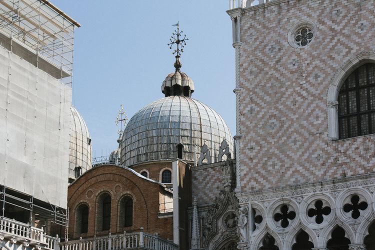 Dome of saint marks basilica