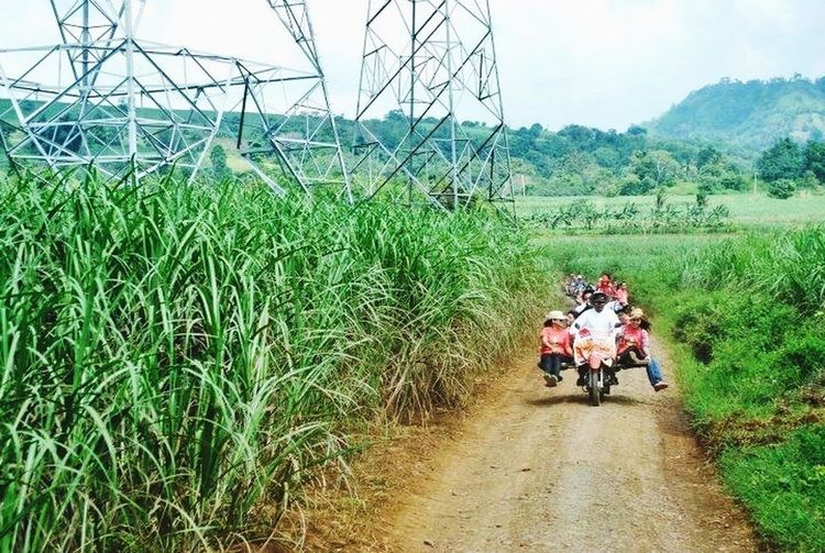 We call it, the skylab Green Mountains Motorcycles Experience Showcase June Philippines Eyeem Philippines EyeEm Nature Lover The Mix Up Rotaract Eyeem Philippines Enjoying Life Bukidnon Transportation The Great Outdoors - 2017 EyeEm Awards
