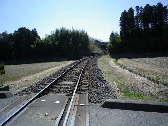 Railroad Track Transportation Tree Rail Transportation No People Business Finance And Industry Town Wark The Way Forward Day Outdoors Sky