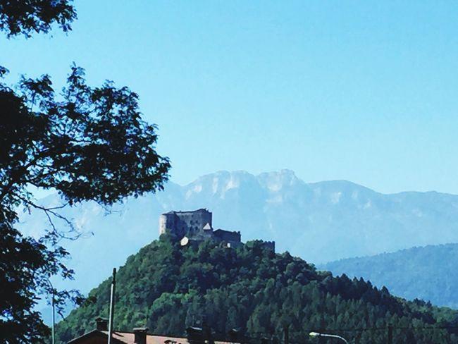 Castello di Pergine Mountain Castle