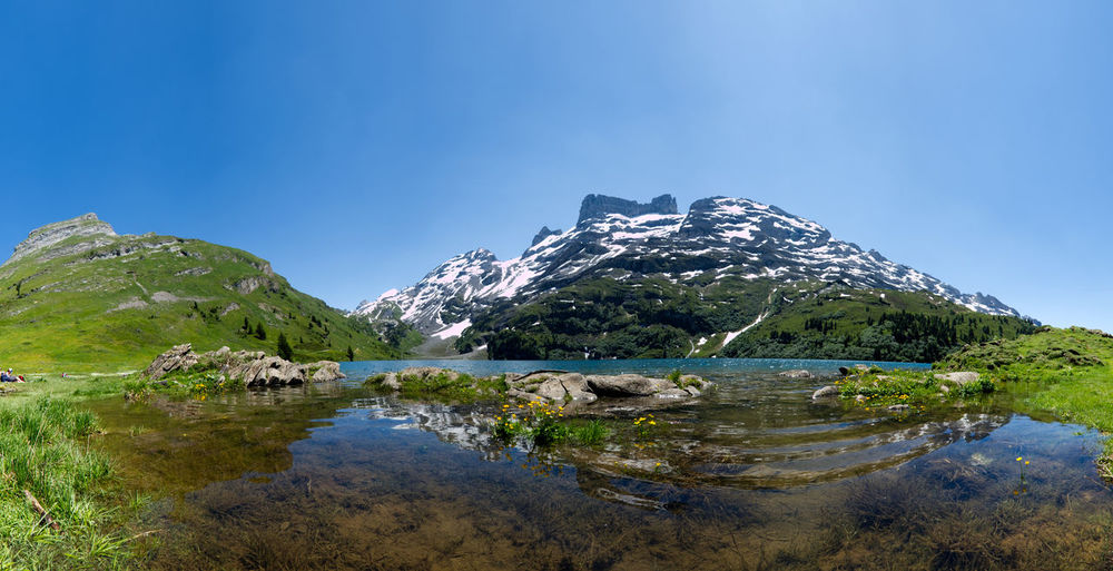 Photo taken in Melchsee-Frutt, Switzerland