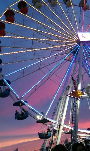 Ferris Wheel Sopretty Sunset Photography Check This Out Beautiful View Mylife Taking Photos Enjoying Life