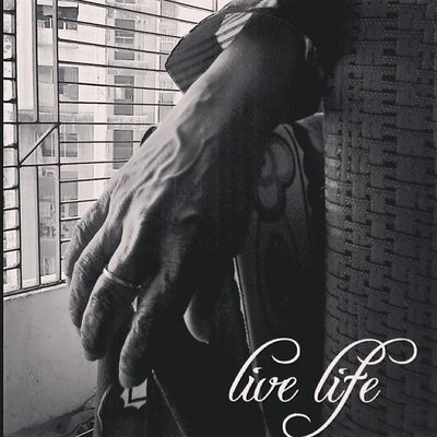 """""""You only live once but if you do it right once is enough""""    Camera used : Nokia c5    edits : Font   """