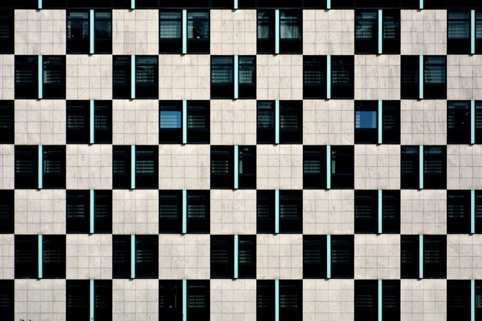 Pattern Backgrounds Full Frame Square Shape Architecture No People Close-up Day