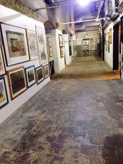 Frank Green Exhibition