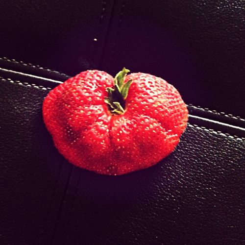 Yes this is a California Strawberry TotaliCali