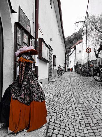 Salzburg, Austria Visiting Salzburg Salzburg Oldtown Winter Holiday Oldtown