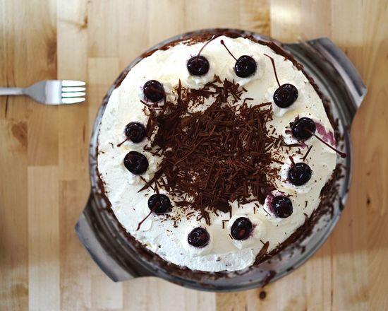 Torte 1 // Big Schwarzwälderkirschtorten-Contest