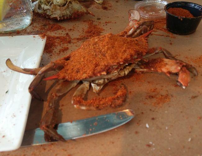 Picking Crabs