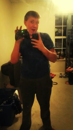 Xbox, What My Night Consists Of
