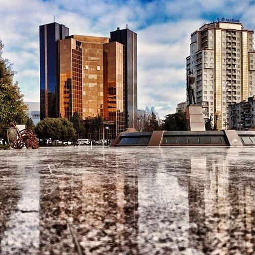 Baku National Bank Park City