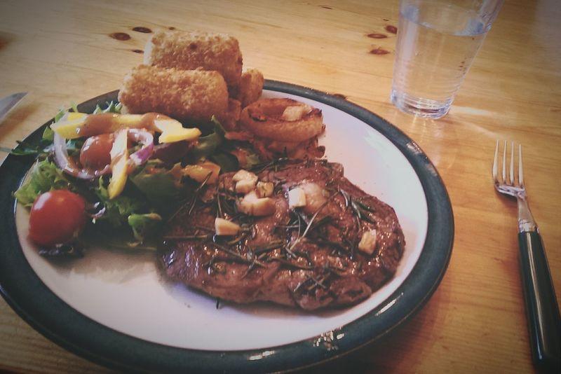 What's For Dinner? Steak Steak Colour