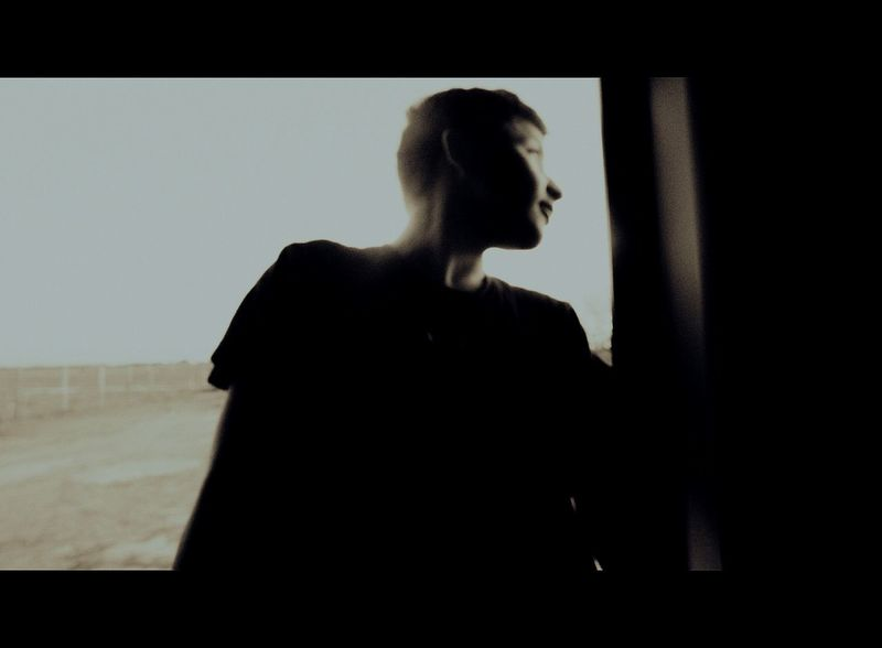 Looking Out The Window Looking Out Teenage Boy Shadows & Lights Dark Hanging Out Curios  Place Of Heart Breathing Space