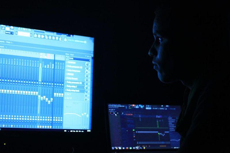 Music (: <3 Blue Recording Studio Studio Technology