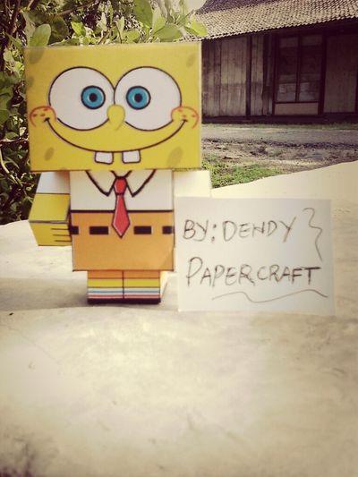 my papercraft