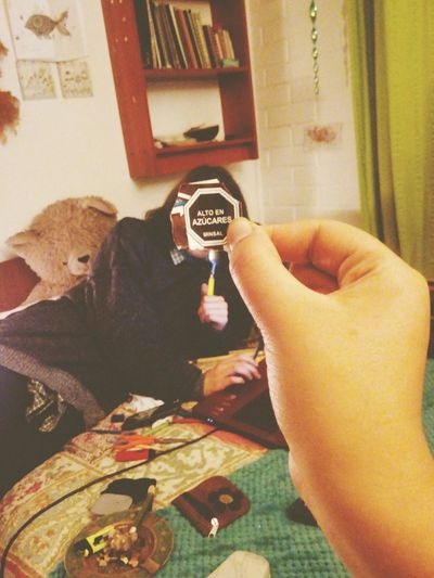 Friend!❤ Azúcar Glotona Jijiji Human Hand Old-fashioned First Eyeem Photo