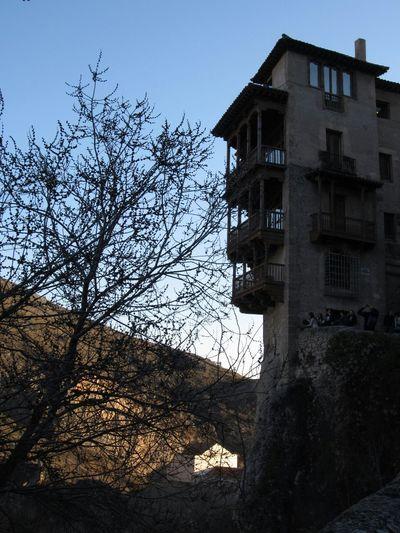 Cuenca Casas Colgantes Arquitecture Travel Photography