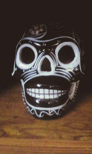 Urban Art Skulls Urban Skeleton Mexico Sugarskull