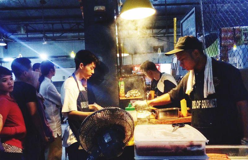 Jakartastreetfood BlackDog Masmellow