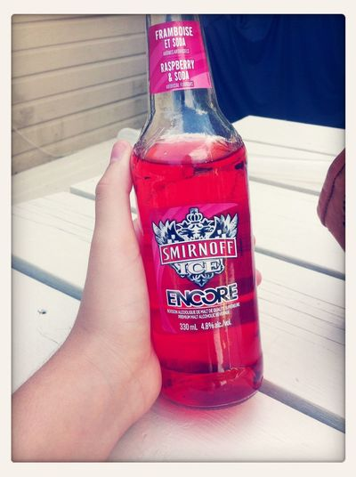 Smirnoff♥ Red Drinks First Eyeem Photo