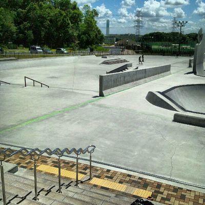 Too hottt!!!! Planetpark Skatepark Skateboard