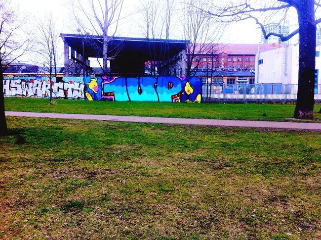 > 1UP-Crew <   Grafitti @ ARENA-Berlin , near Club Der Visionaere  @ Puschkinallee / Schlesische Straße   My Fuckin Berlin