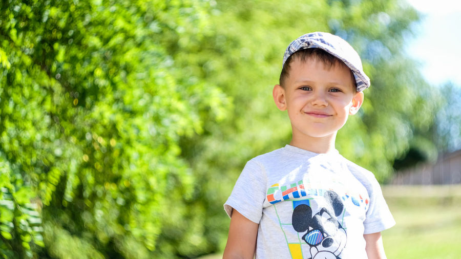 FUJIFILM X-T10 From My Point Of View Boys Casual Clothing Child Childhood Close-up Cute Day Focus On Foreground Fujifilm Happiness Headshot Looking At Camera One Boy Only One Person Outdoors People Portrait Real People Smiling Standing Wasiak
