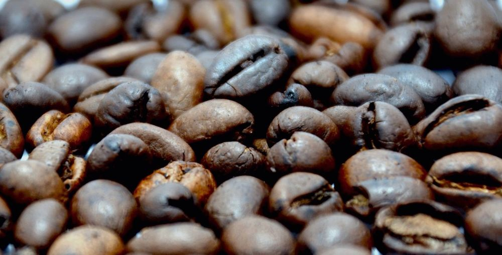 Food And Drink Full Frame Close-up Food Backgrounds No People Large Group Of Objects Freshness Healthy Eating Coffee Bean Indoors  Nature Day Coffee Coffee Beans