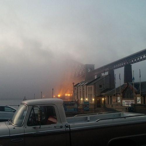 1966ford 1966f100 ForthRailBridge Classicpickup 8thwonderoftheworld Scotch Mist