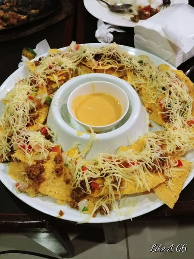 #nachos #cheesynachos #plate #foodtrip #cellphonephotography #lgg6 #foodforn #yummy #cellphonephotography #lgg6 #nachos #cheese  Tea - Hot Drink Food And Drink Food Styling Serving Dish