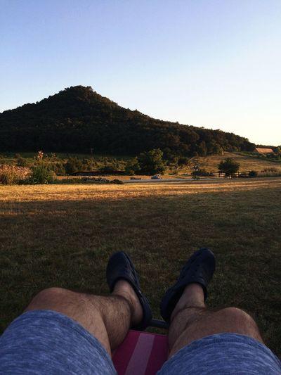 Resting Mountain