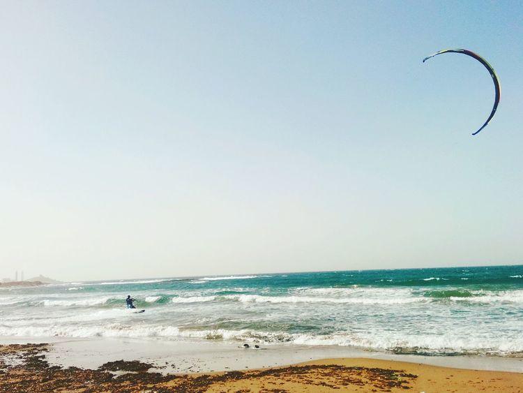 Enjoying Life Sunny And Windy Beach Traveling Seaside Sea Beach Life Alagadi Cyprus Hello World